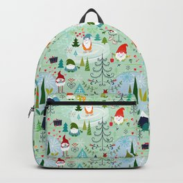 Love You Gnome Matter What Backpack