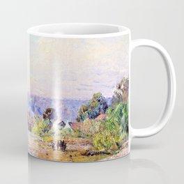 Brookville Landscape - Theodore Clement Steele Coffee Mug