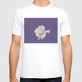Rose in Ultra Violet T-shirt