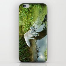 Get Your Feet Wet iPhone & iPod Skin