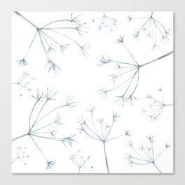 Hedgerow Seeds Canvas Print