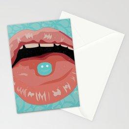 Píldoras felices Stationery Cards