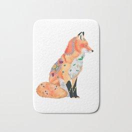 Red Fox 'Castle Sanssouci' Bath Mat