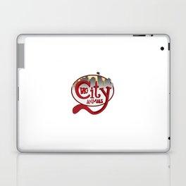 Big City Animals Laptop & iPad Skin