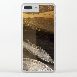 Black Clear iPhone Case