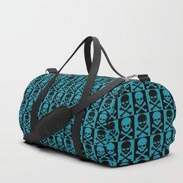 Victorian Skulls Duffle Bag