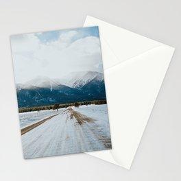 mount princeton Stationery Cards