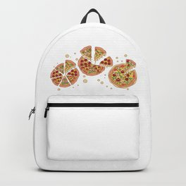 Pizza Party Backpack