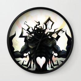 Darkside KH Wall Clock