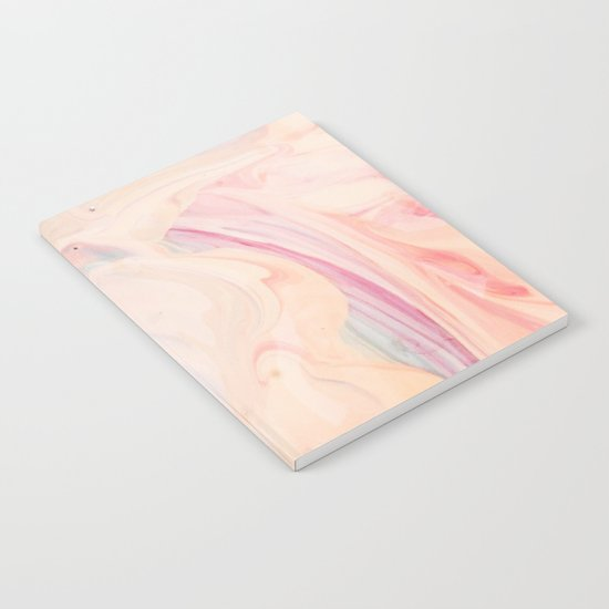 Marble Art V 16 #society6 #decor #fashion #lifestyle Notebook
