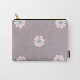 Ditsy Daisy Carry-All Pouch