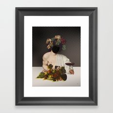 After Midnight Framed Art Print