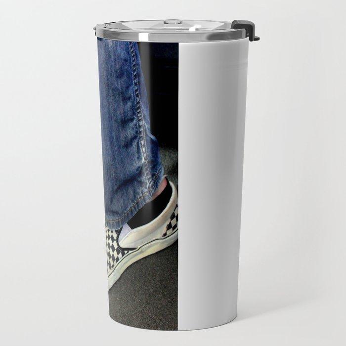 Three And A Half Feet Travel Mug