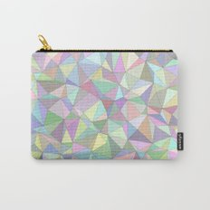 Happy triangles Carry-All Pouch