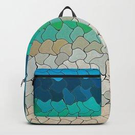 SEA MOSAIC Backpack