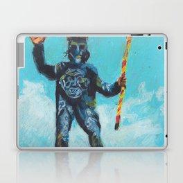 The Devil of Mallorca Laptop & iPad Skin