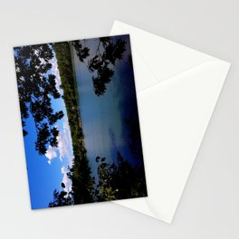 Afternoon at Grover place Stationery Cards