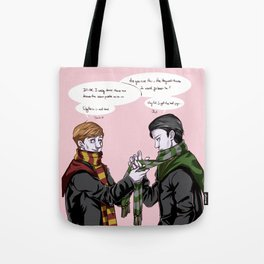 In the Flesh - Cosplay Time! Tote Bag