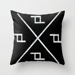 0.0.0.0. ETERNAL  Throw Pillow