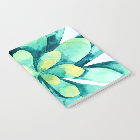 tropical flower  Notebook