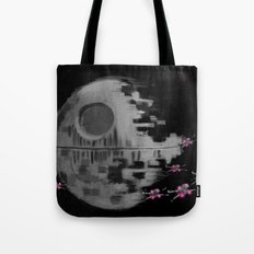 Death Star Tote Bag