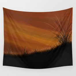 Steppe Wall Tapestry