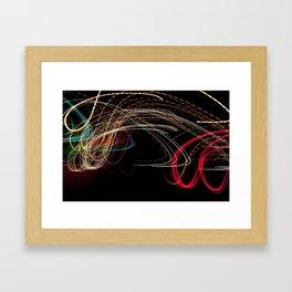 Dallas Traffic #223 Framed Art Print