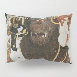 BEETHOVEN FRIEZE - GUSTAV KLIMT Pillow Sham