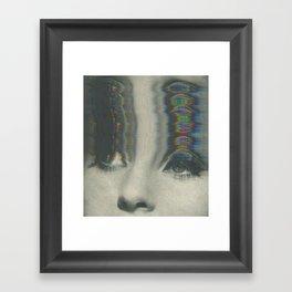0 0 Framed Art Print