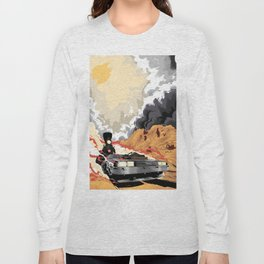 Back to the Future III (Three) Long Sleeve T-shirt