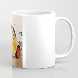 Classic Fiat 500 Coffee Mug