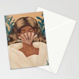 Pamaypay Filipiniana Stationery Cards