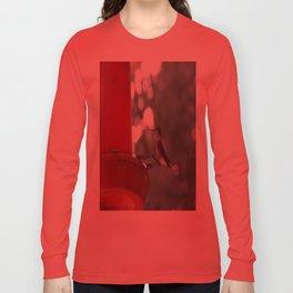 Hummingbird w/ bokeh Long Sleeve T-shirt