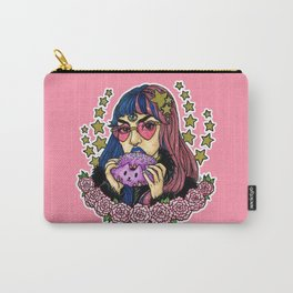 Resting Bitchface Babe Carry-All Pouch