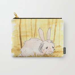 Long Haired Jackalope in a Bamboo Forest Carry-All Pouch