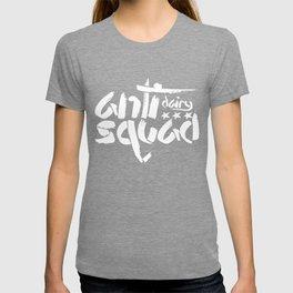 Anti Dairy Squad T-shirt