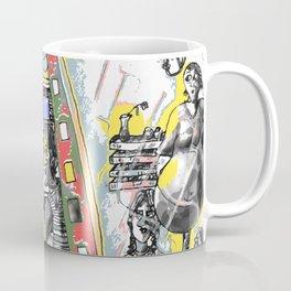 come-on  bitch.. Coffee Mug