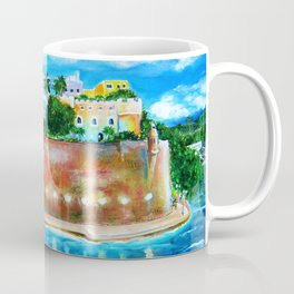 La Fortaleza, Old San Juan, Puerto Rico Coffee Mug