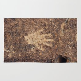 The Ancient Handshake Rug