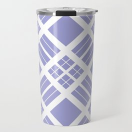 Beautiful plaid Travel Mug