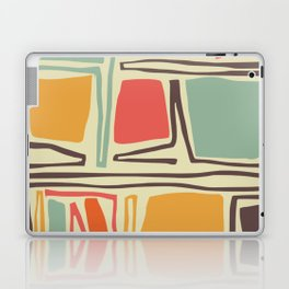 Whimsical abstract pattern design Laptop & iPad Skin