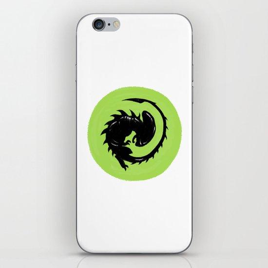 Alien Origin iPhone & iPod Skin