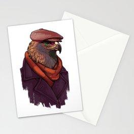 Brutal eagle Stationery Cards