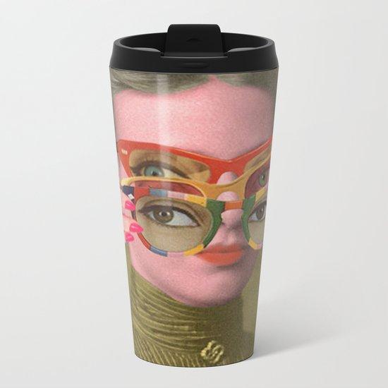 TRIFOCALS Metal Travel Mug