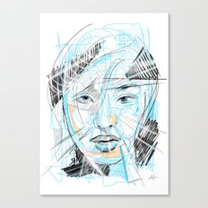 CHgirl Canvas Print