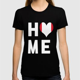 Peru Is My Home Shirt T-shirt