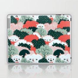 The Vegetable Lamb of Tartary Laptop & iPad Skin