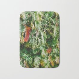 In Love with the Fall in the Tropics Bath Mat