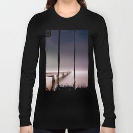 Nebel II (in color) Long Sleeve T-shirt