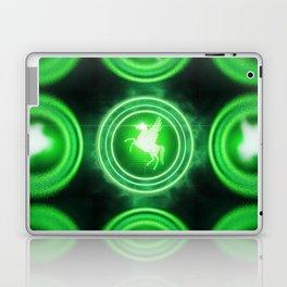 Shadowfax Echo Green Laptop & iPad Skin